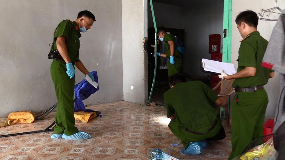 Công an tỉnh Bình Dương đề nghị hỗ trợ điều tra làm rõ vụ án đặc biệt nghiêm trọng tại thị xã Tân Uyên